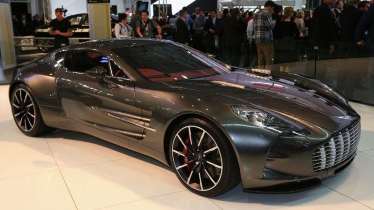 Aston martin shares ipo